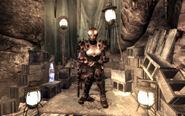 AntAgonizer on throne
