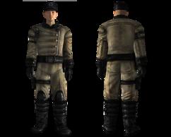 Enclave officer uniform
