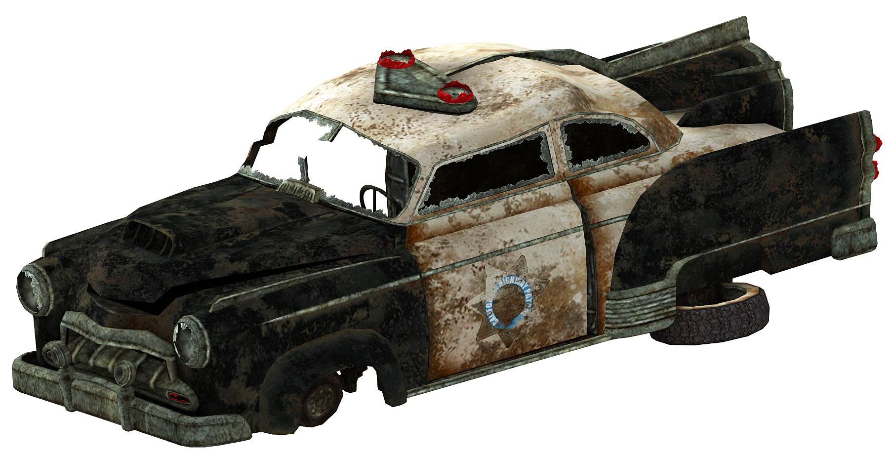 Image Fnv Patrol Car Png Fallout Wiki Fandom Powered