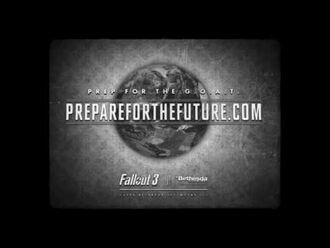 Fallout 3 - Find Your Future, with G.O.A.T.!