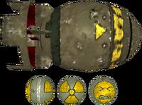 FNVGRA Mini Nuke and Tiny Tots