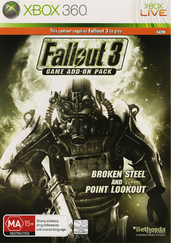 File:Fallout 3 - Broken Steel & Point Lookout (add-on cover).png
