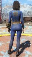 Fo4 vault 111 jumpsuit female