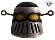 Mechanists helmet