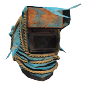 Trapper helmet (cut)