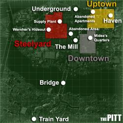 Карта Пітта