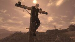 Anders crucified