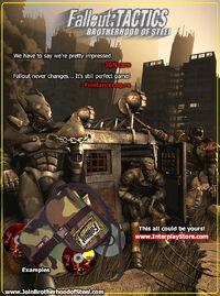 Fallout Tactics pre-order