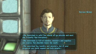 Talking to Vault 48 Overseer