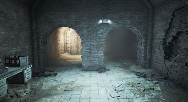 File:TheCastleTunnels-WestBastionExit-Fallout4.jpg