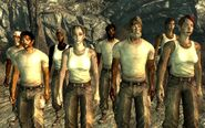 FO3 wasteland captives