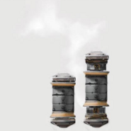 Art of Fallout 4 cryogenic grenade