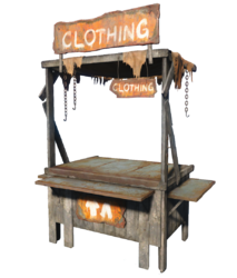 FO4 Clothing Shop