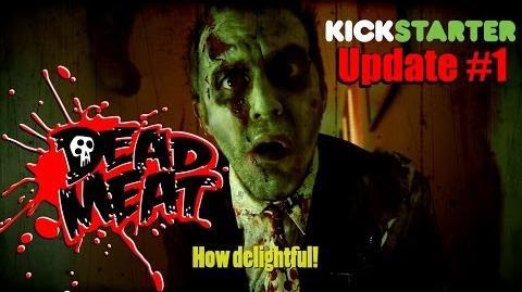 Dead Meat Update 1 - Trick or Treat!