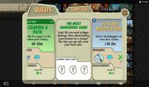 FPS Quest Dangerous