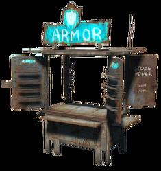 FO4 Armor Emporium