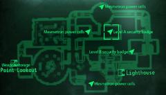 Level A sec badge loc