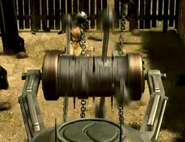 FoT Tank Robot Attacking2