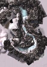 Anchorage Cliffs map