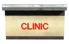 FO4 Clinic Counter