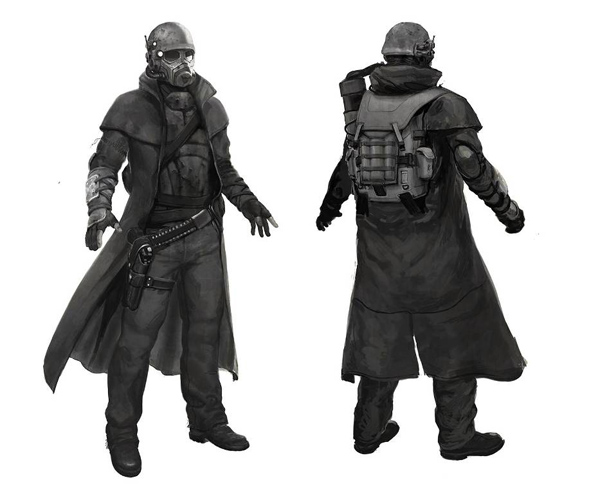 Fallout 4 Character Design Tips : Image concept art g fallout wiki fandom powered