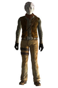 Ranger vest outfit
