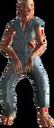 Feral ghoul jumpsuit