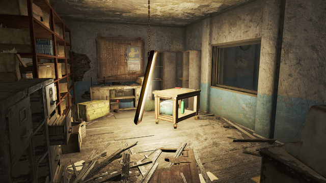 File:FO4 Cambridge Police station evidence room 1.png