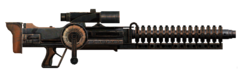Gauss rifle FNVUnique