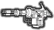 Alternate Minigun icon