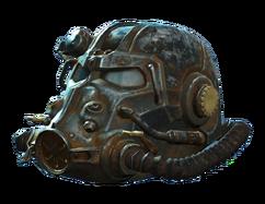 Visonary's T-60c helmet
