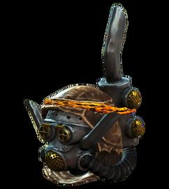 Inquisitor's cowl