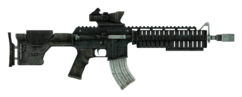 Marksman carbine