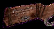 Abilene Kid LE BB gun stock