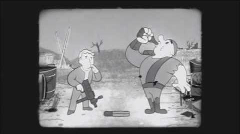 Fallout 4 What makes you S.P.E.C.I.A.L. (All S.P.E.C.I.A.L