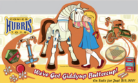 Fo4 Giddyup Buttercup ad
