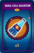 Fos Card Nuka-Cola Quantum x5