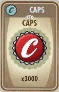3000 Caps card
