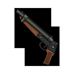 FoS sawed-off shotgun