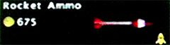 FoBoS rocket ammo