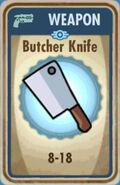 FoS Butcher Knife Card