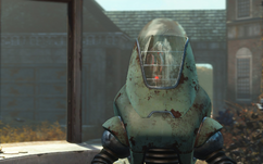 Fo4NW Ticket taker