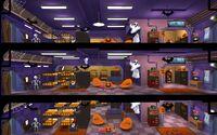 Halloween LivingQuarter