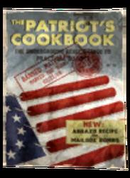 The Patriots Cookbook