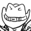 File:Epic Cowboy Lizard dude Smile.jpg