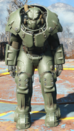 FO4 X-01 Military