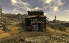 No-barks shack