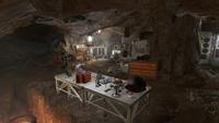 FO4 Rocky Cave Interior