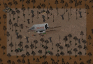 Fo2 Federation Crash Site special encounter