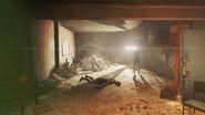 Danvers hideout interior